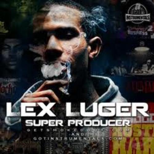 Product picture Lex Luger drum kit